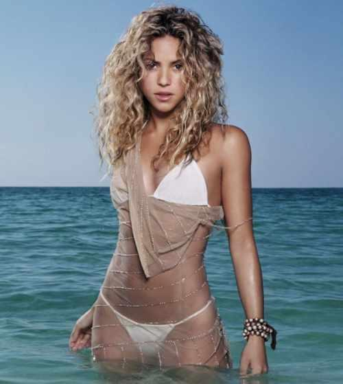Shakira bikini dress hottest photo