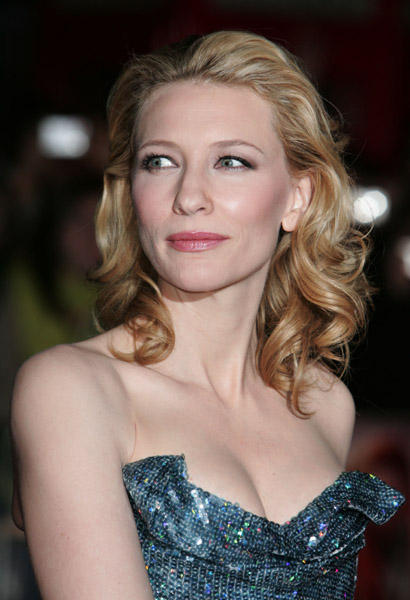Cate blanchett cute looking boob pics , Wonderful Australian actress ...