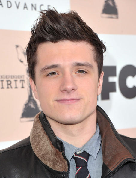 Josh Hutcherson Hairstyles Cool Mens Hairstyles Pictures ...