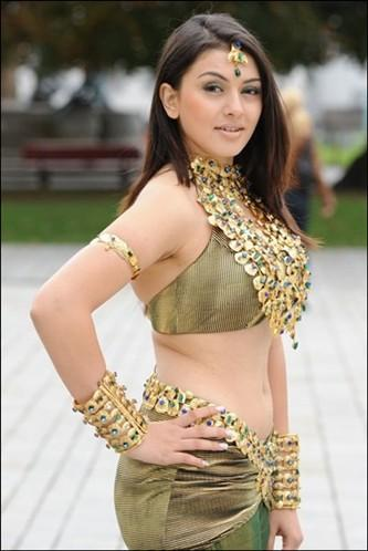 Hansika Motwani Sexy Navel Exposing Stunning Photo, Stunning Bubbly ...