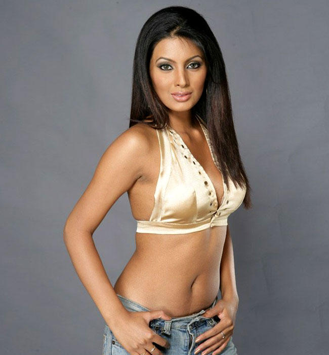 Geeta Basra hot bikini photoshoot