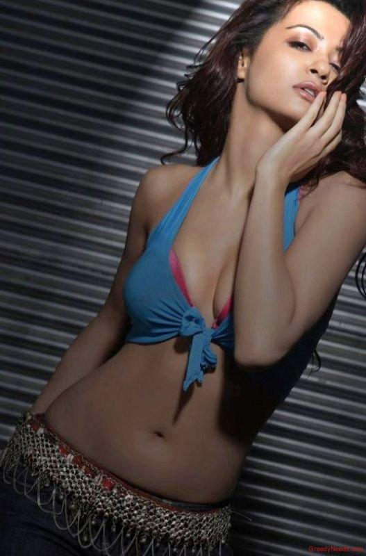 Surveen Chawla hot bikini photo shoot