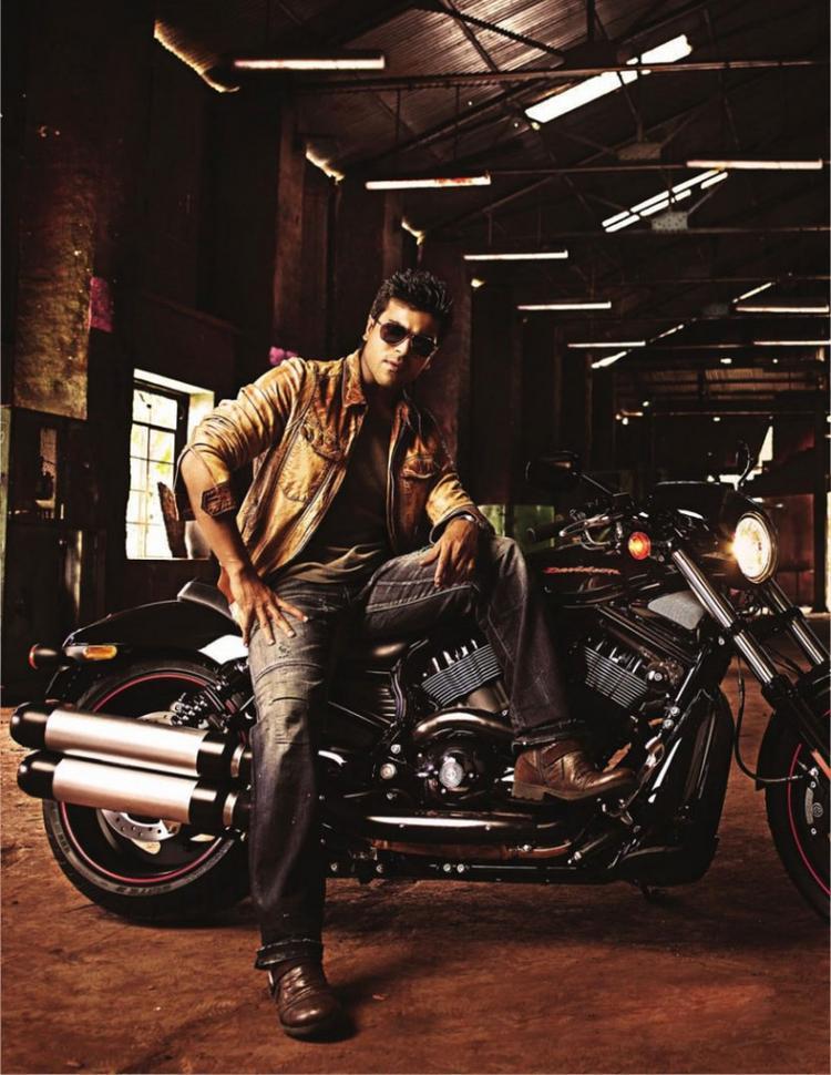 Ramcharan Teja Stylist Pic On Bike Ramcharan Teja Latest