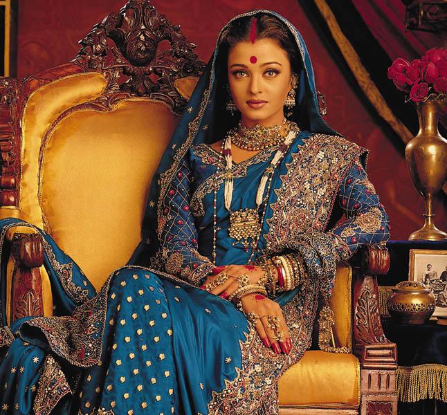 Aishwarya Rai Latest Images In Devdas