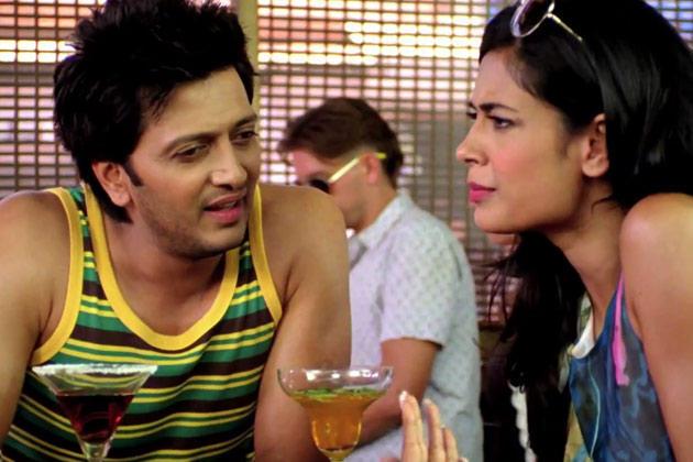 Riteish In His sexy Comedy Movie Kya Super Kool Hain Hum