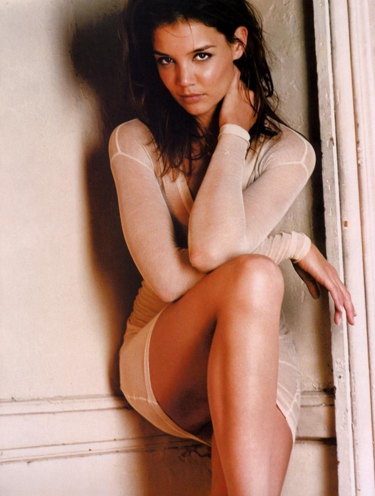 Katie Holmes Spicy Hot Look Stills