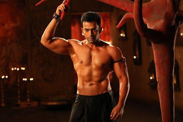 Prithviraj Sukumaran Shirtless Pic In Aiyyaa
