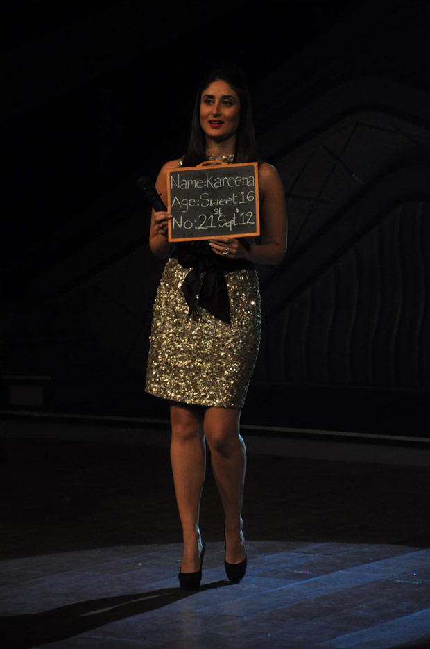 Kareena Promoting Heroine at DID Dance Ke Superkids Reality Show