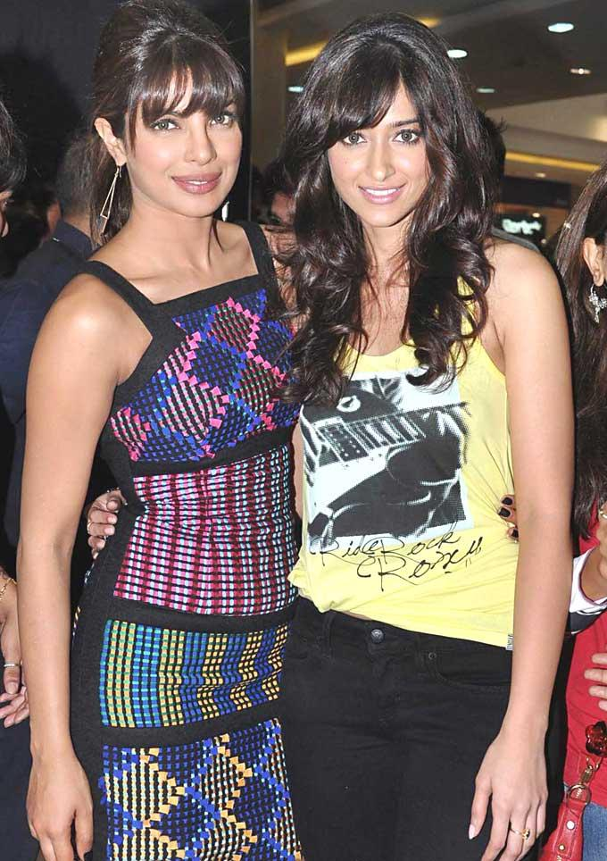 Priyanka chopra, ileana dcruz and