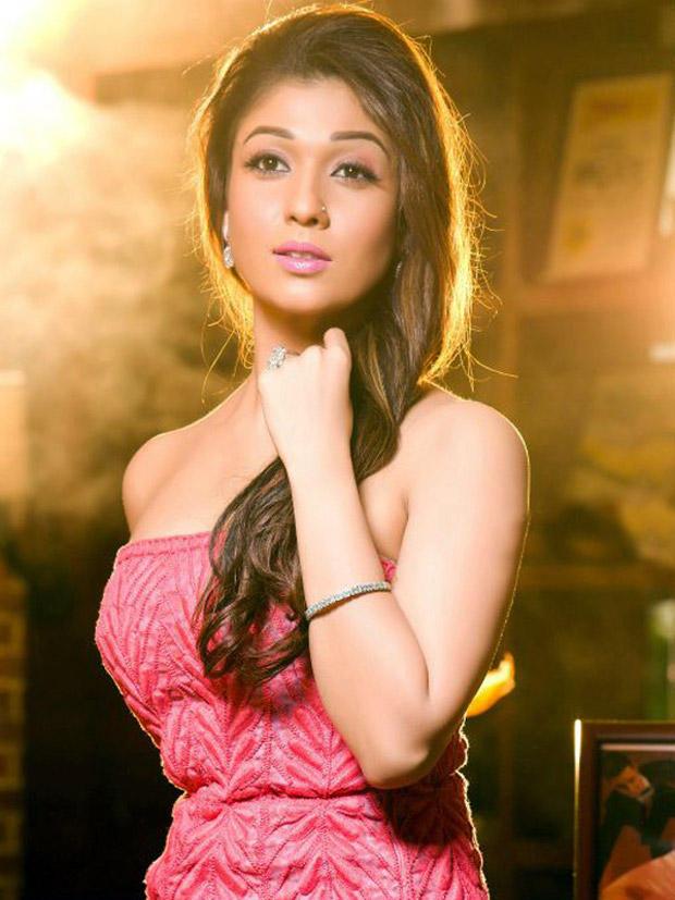 Charming Actress Nayanthara Hot Photo Shoot