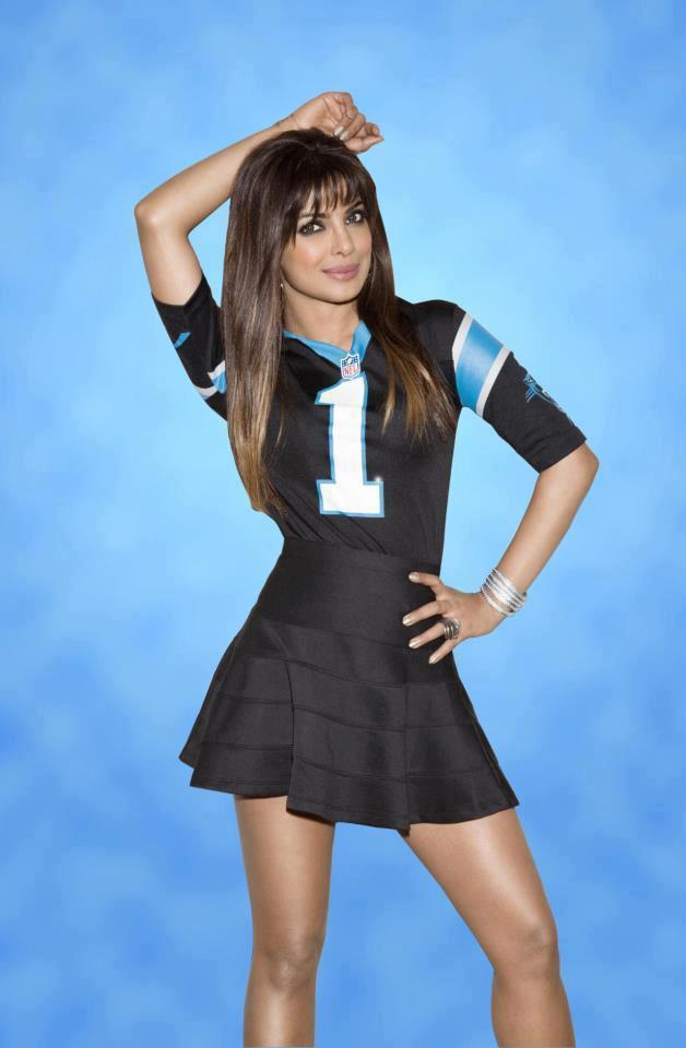 Priyanka Chopra Represents Every Nfl Team 3219573