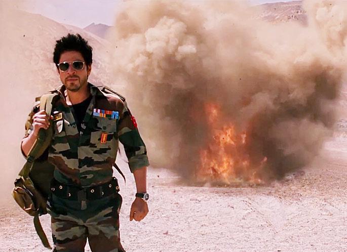 Shahrukh Khan Jab Tak Hai Jaan ...