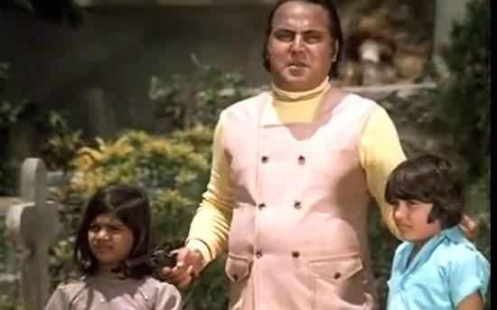 ом шивпури и его семья