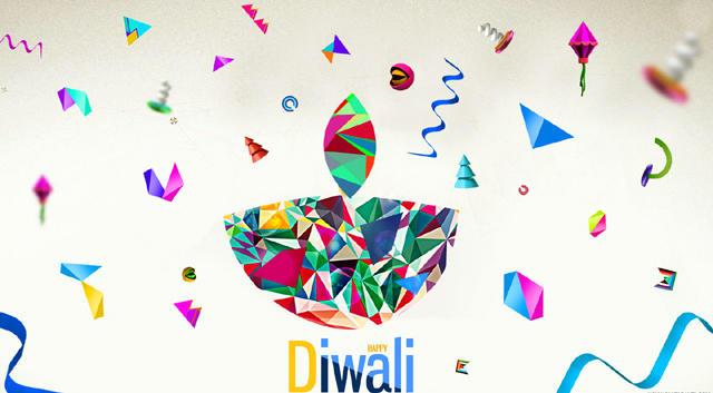 Best Wishes For Diwali Through Diwali Greeting Card
