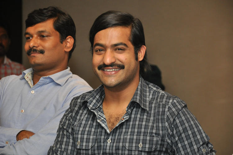 Jr Ntr Snapped At Malabar Gold And Dimond Launch Event