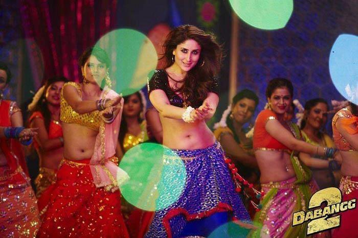 Kareena Kapoor Hot Dancing Wallpaper Of Dabangg 2, Latest ...