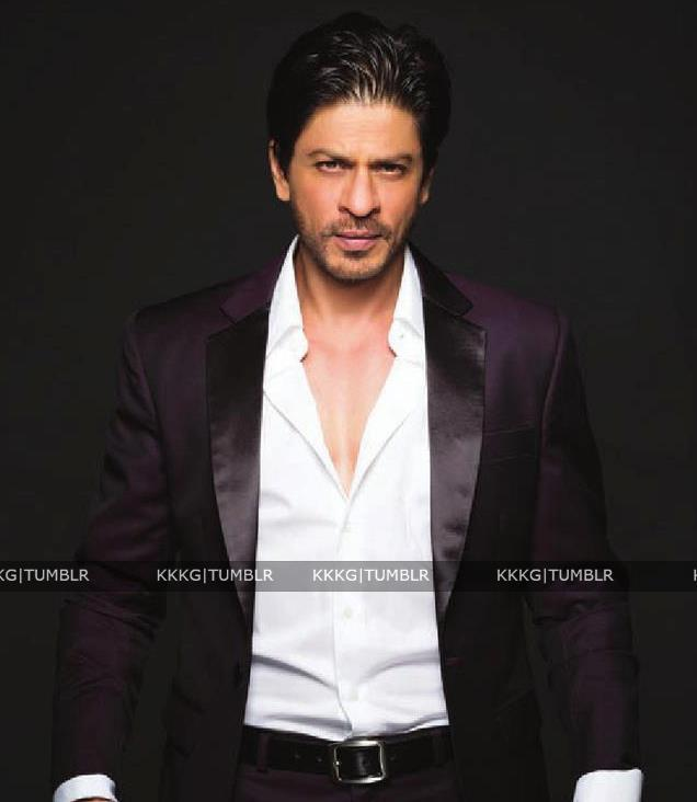 Shahrukh Khan Hot Look Photo Shoot For Le City Delux India December 2012