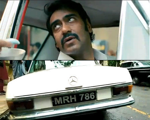Ajay Devgn Photo From Once Upon A Time In Mumbaai ...