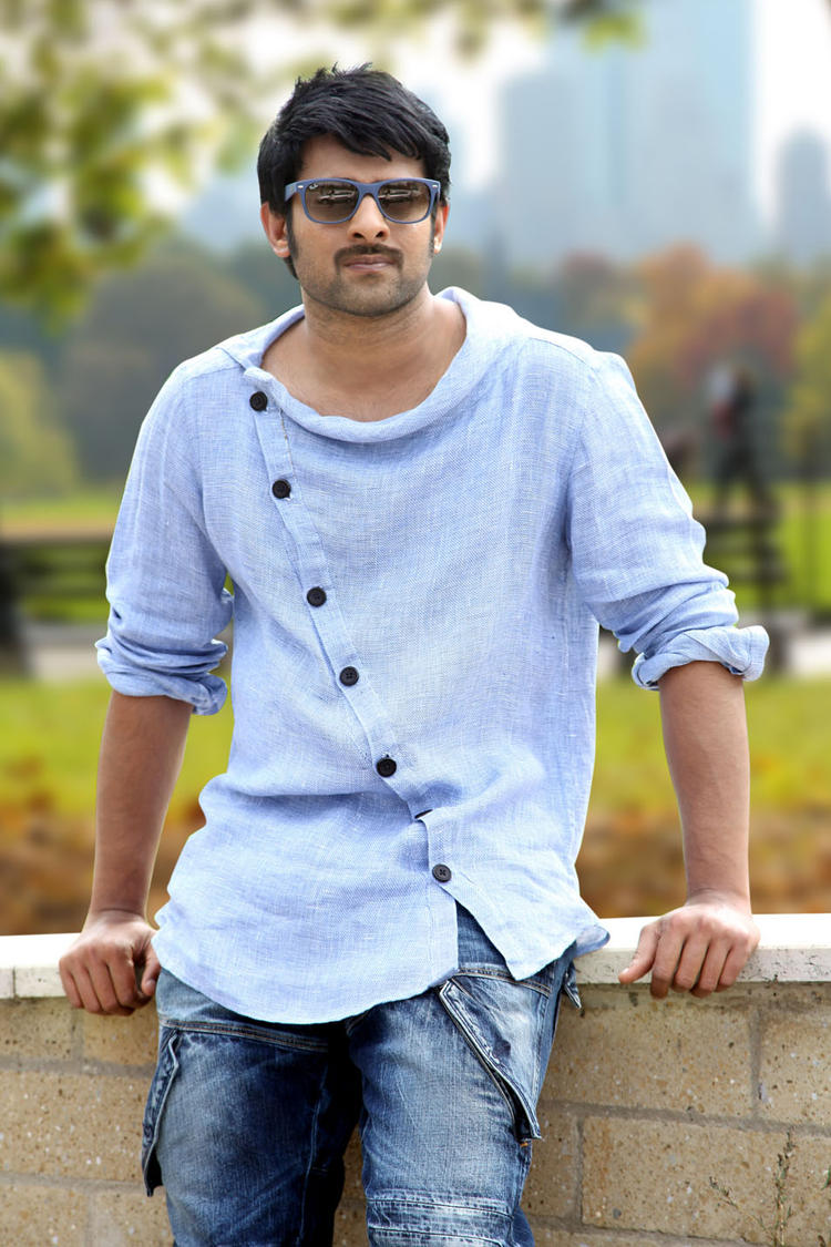 Prabhas Dashing Look Photo From Movie Mirchi