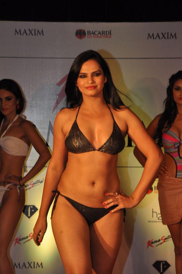 Hot Model At Kamasutra Miss Maxim 2012 Grand Finale
