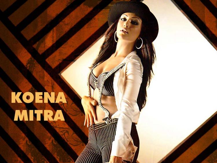 Hot Koena Mitra Latest Sexy and Spicy Wallpapers