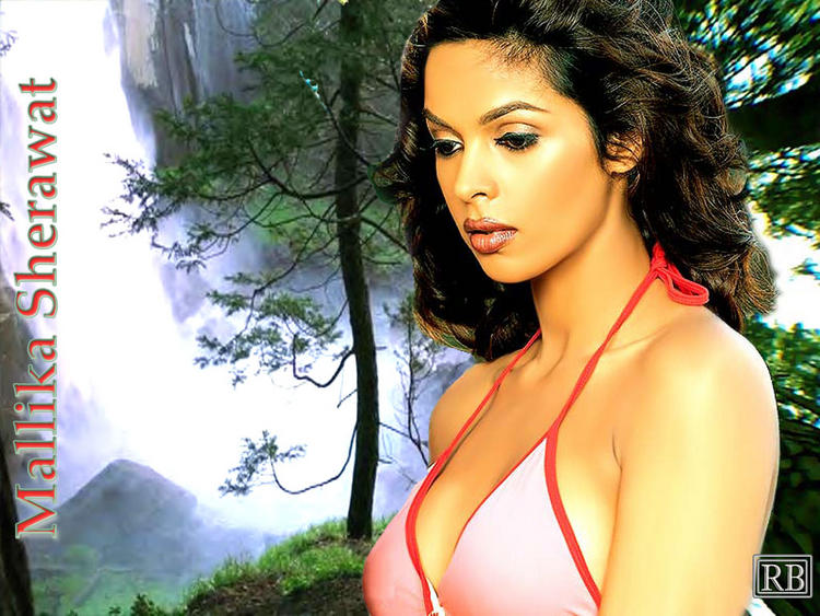 wallpapers mallika sherawat bikini - photo #12
