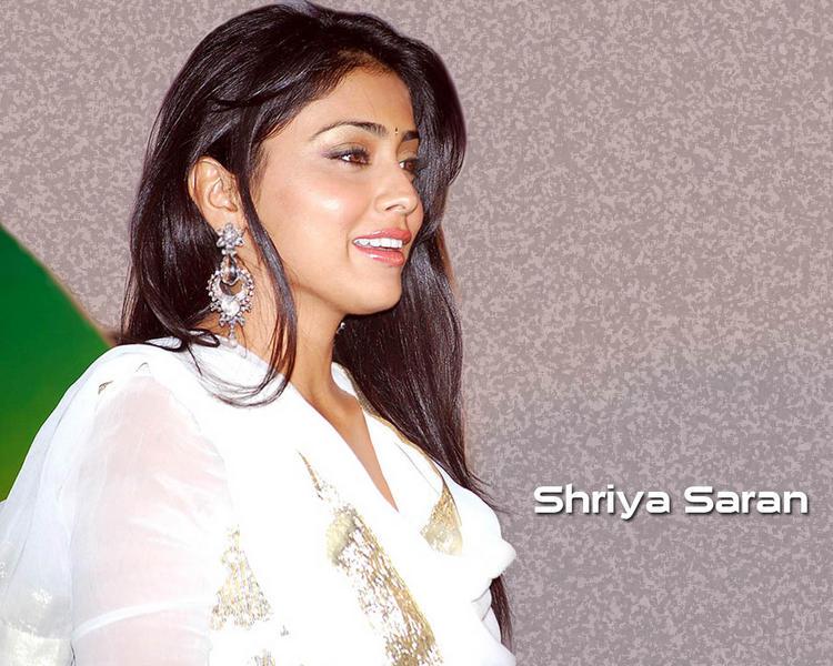 Shraya Sarans Sisey Hd Face Images: Shriya Saran Side Gorgeous Face Wallpaper , Hot Sexy