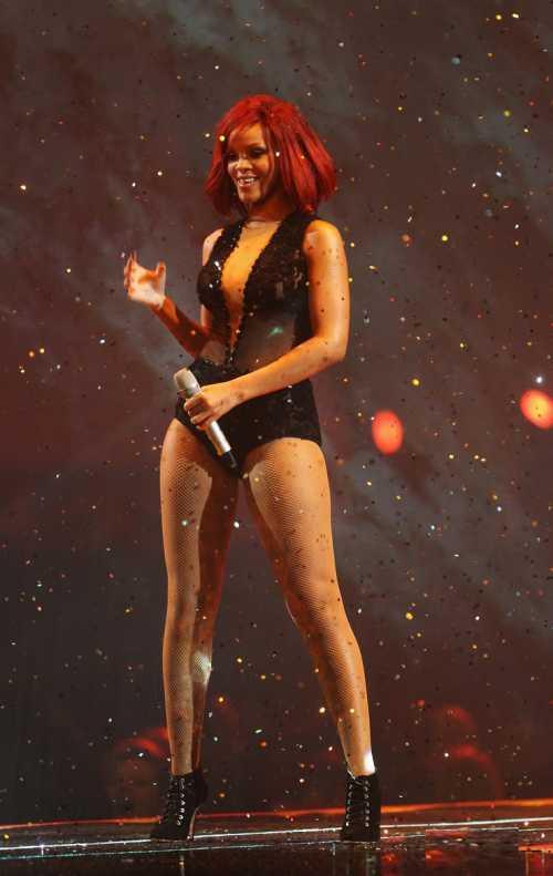 Rihanna Hard Rock Cafe