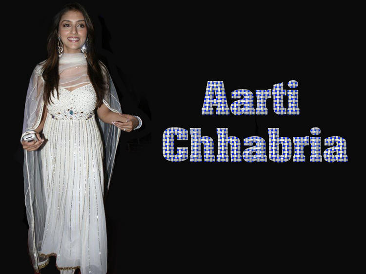 Aarti Chhabria Wallpaper In Churidar