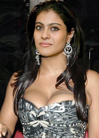 Kajol Devgan Open cleavage Sexy Still