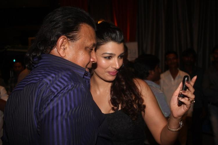 Mithun Chakraborty Poses For Photo Shoot at Hotel Novotel ...