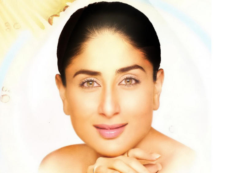 Kareena Kapoor Beautiful Face Look Wallpaper