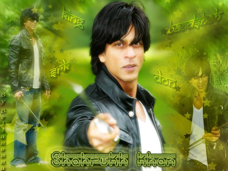 Shahrukh Khan Angry Look Pic
