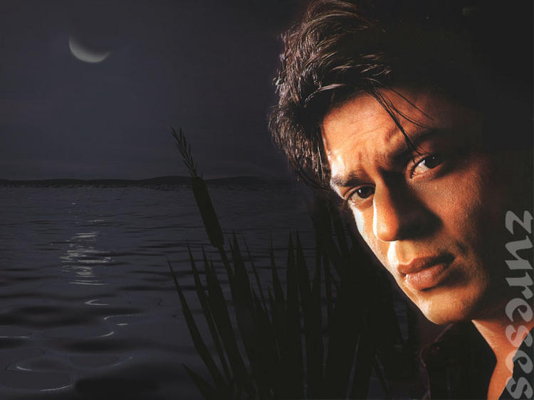 Shahrukh Khan Hot Look Wallpaper