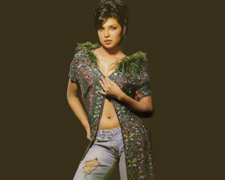 Priyanka Hot Navel Images Actress In Saree Stills Hot New
