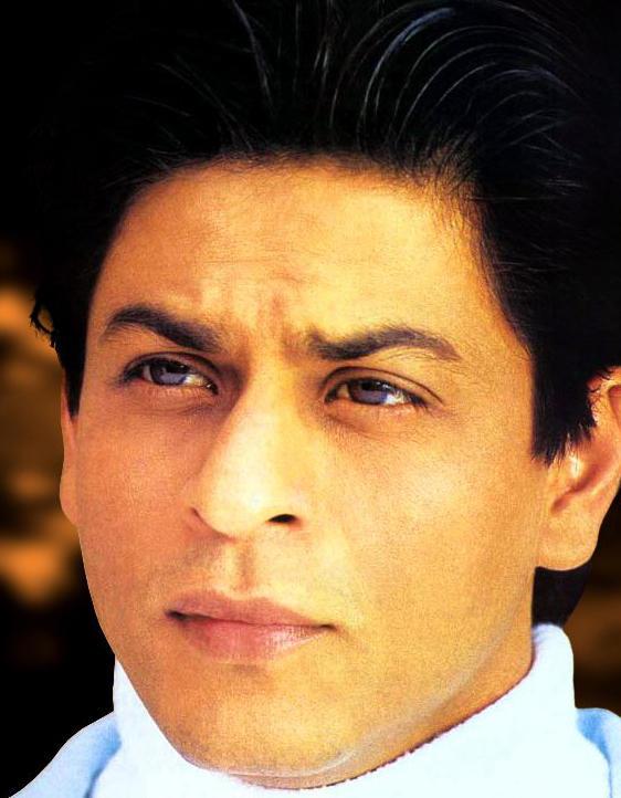 Shahrukh khan and anushka sharma 2012