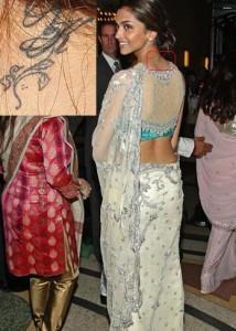 Deepika Padukone Tattoo Exposing Still , Latest Photos Of ...