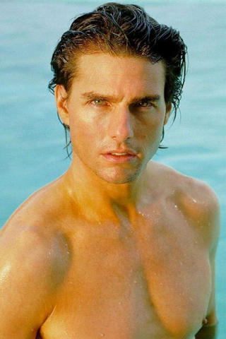 Tom Cruise Sexy Wet Body Show Pic Photos Of Hollywood