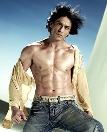 Shahrukh Khan Hot And Sexy Stills