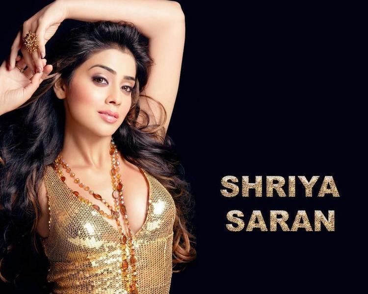 Shriya Saran Romantic Look Photo Shoot