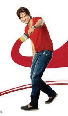Shahid Shoot With Red Color For Dulux Colours And You Book