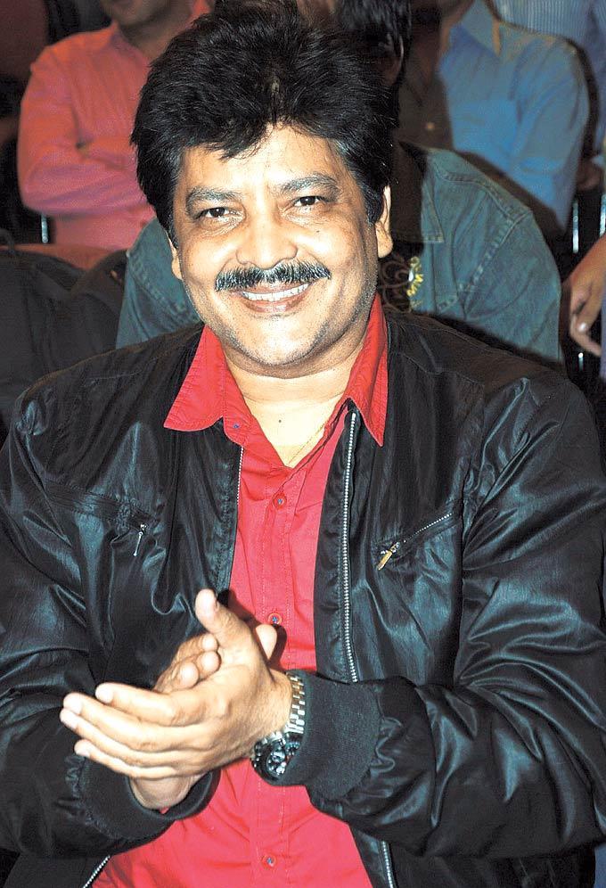 Udit Narayan Cheers On At The Music Launch Of Deewana Main Deewana