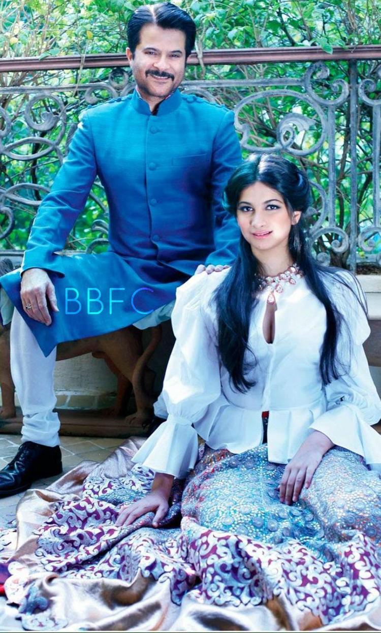 Anil kapoor daughter photos