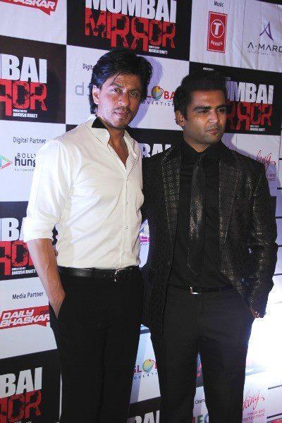 Celebs At Film Mumbai Mirror Premiere At Pvr Cinemas In Mumbai
