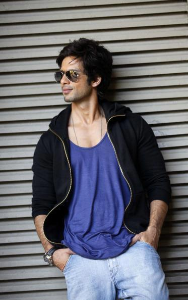 Shahid Kapoor Stylish Look Photo Shoot For Hindustan Times Magazine Feb 2013