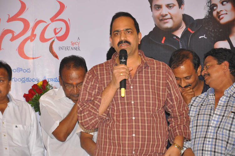 A Celeb Speak Out Photo Clicked At Mr Manmadha Movie Audio Release