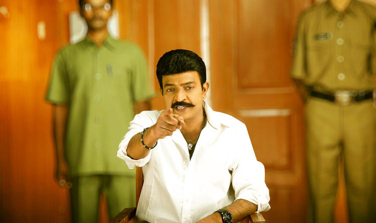 Rajasekhar In An Angry Mood Photo Still From Movie Mahankali