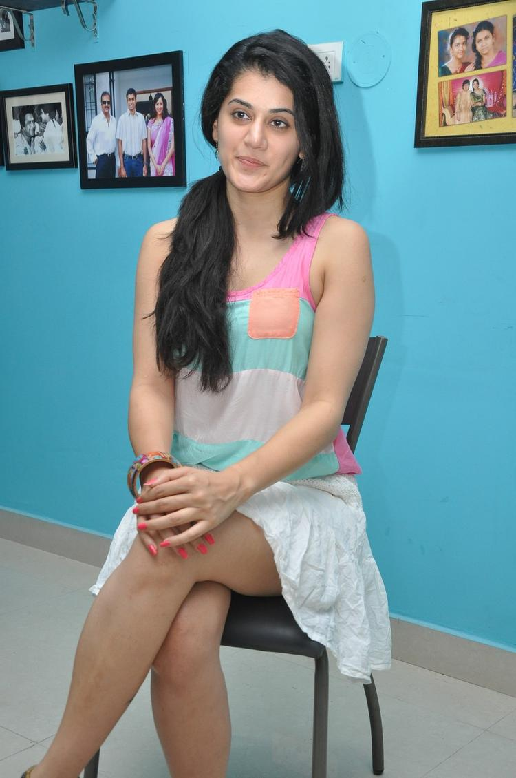 taapsee pannu charming face look at gundello godari interview taapsee pannu charming face look at gundello godari interview