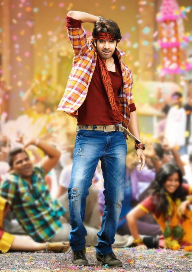Sushanth Awesome Dancing Photo Still From Movie Adda