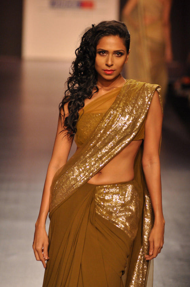 Lakme Fashion Show Hot A Hot Model At Lakme Fashion